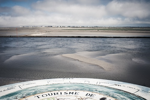 Point de vue en baie de Somme