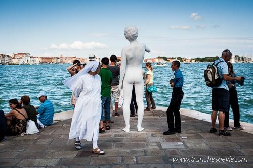 Venise La Lagune - le canal