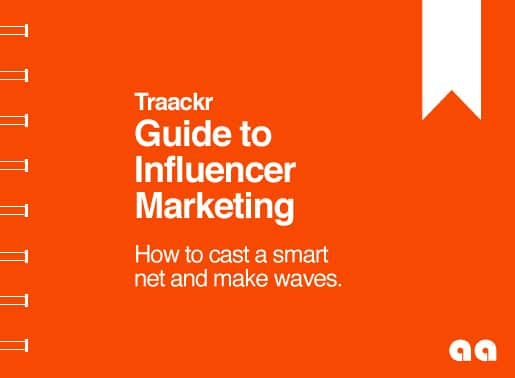 Guide du Marketing d'Influence publié par Traackr