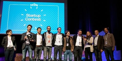 Membre du Jury Startup Contest lors de Web2Day 2013 à Nantes