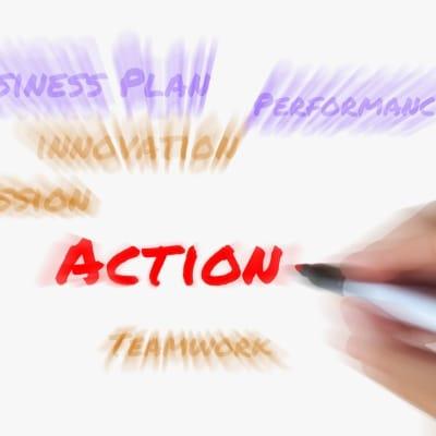 Blog et Réseaux sociaux et si vous passiez à l'action 6 conseils pour vous lancer