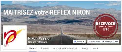 exemple de couverture de page Facebook avec bonus à télécharger