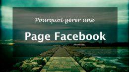 Pourquoi une page Facebook ? Parce que c'est rentable !