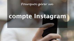 Pourquoi utiliser Instagram Marketing ?