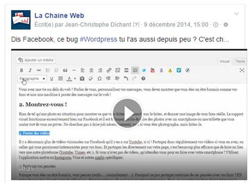 Comment augmenter le taux d'engagement sur une page Facebook