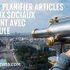 Thumbnail image for Planifier les publications réseaux sociaux et articles simplement avec CoSchedule