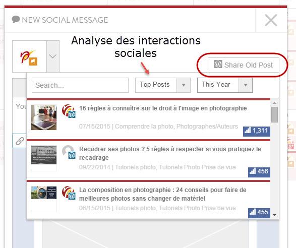 Comment republier des articles de blog sur les réseaux sociaux avec CoSchedule
