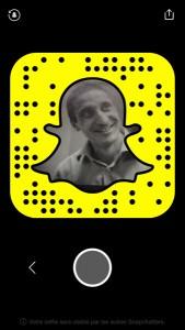 Jean-Christophe Dichant sur SnapChat