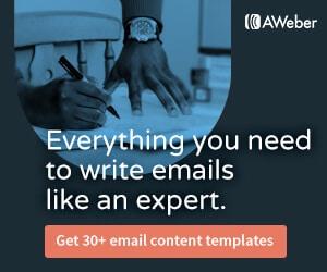 Aweber email marketing et eMail automation pour gérer votre liste mail