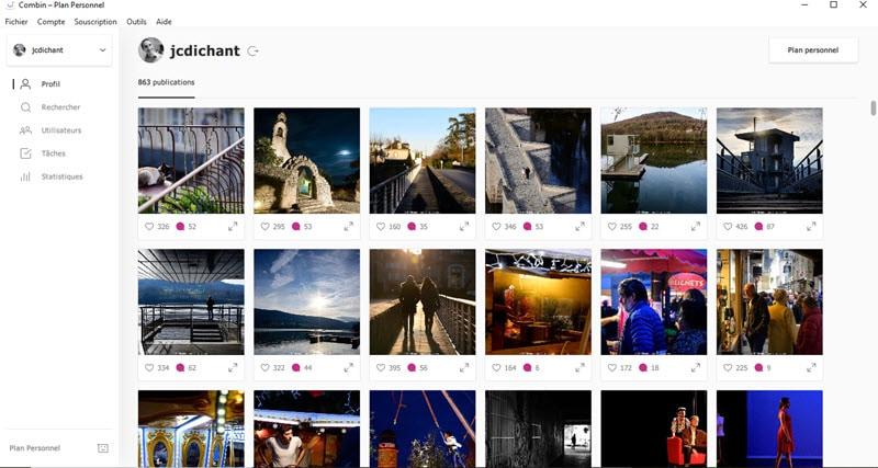 Gagner du temps pour développer une audience Instagram pertinente
